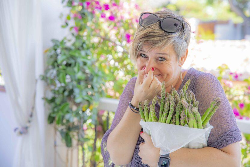 Sterke urinegeur na het eten van asperges